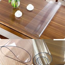 Transparent Table Cover/Protector - 2mm Thickness