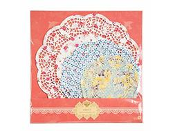 Talking Tables Truly Scrumptious Floral Disposable Doilies f