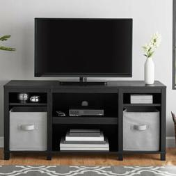 "TV CONSOLE STAND 50"" Entertainment Center Media Storage Home"