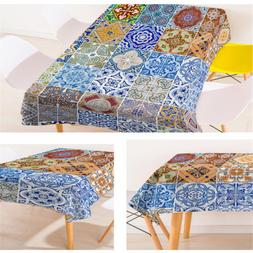 TV Stand Dining Table Cover Party Banquet Table Cover Bohemi
