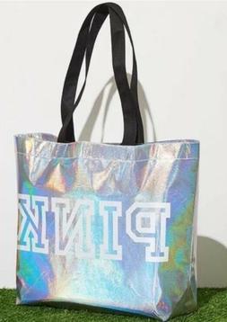 Victoria's Secret PINK shoulder Reusable Tote Bag Lightwei