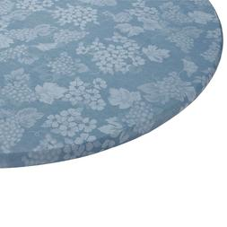 vinyl, elastic table cover