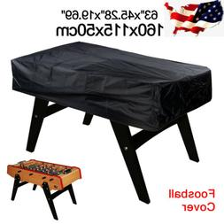 Waterproof Foosball Table Cover Billiard Outdoor Dustproof D
