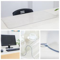 Waterproof PVC Tablecloth Computer Table Cover Protector Mat