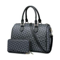 Women's Satchel Handbag  2 in 1 Shoulder Tote Bag Purses/Wal