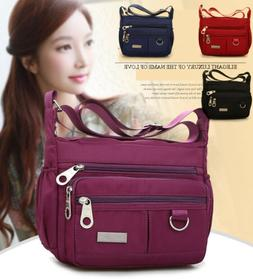 women waterproof single shoulder messenger crossbody bag