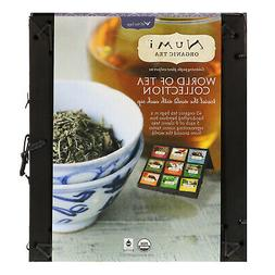 Numi Organic Tea World of Tea Collection, 45 pk, .6 oz